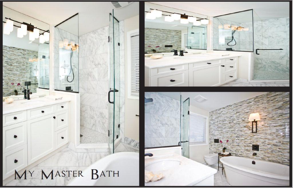 Ana Master Bath: ANA Interiors