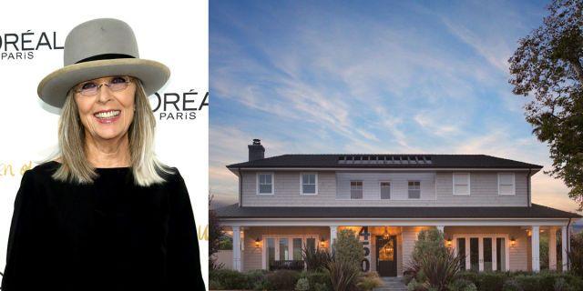 Diane Keaton: ANA Interiors
