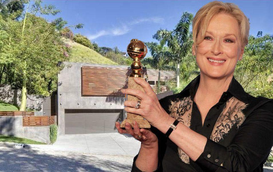Meryl Streep: ANA Interiors