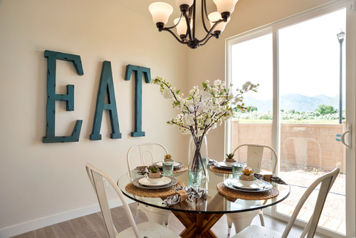 Thank u next 8 interior design trends that are so over - Dining room trends 2019 ...